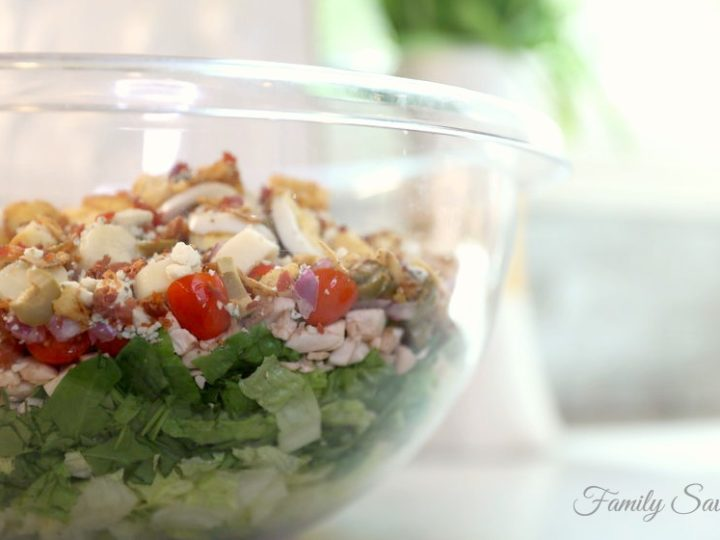 Ruth's Chris Chopped Salad