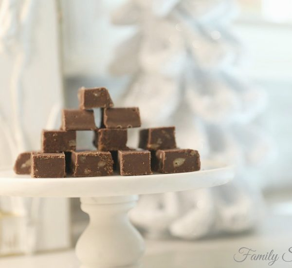 The Best and Easiest Fudge Recipe You'll Ever Make