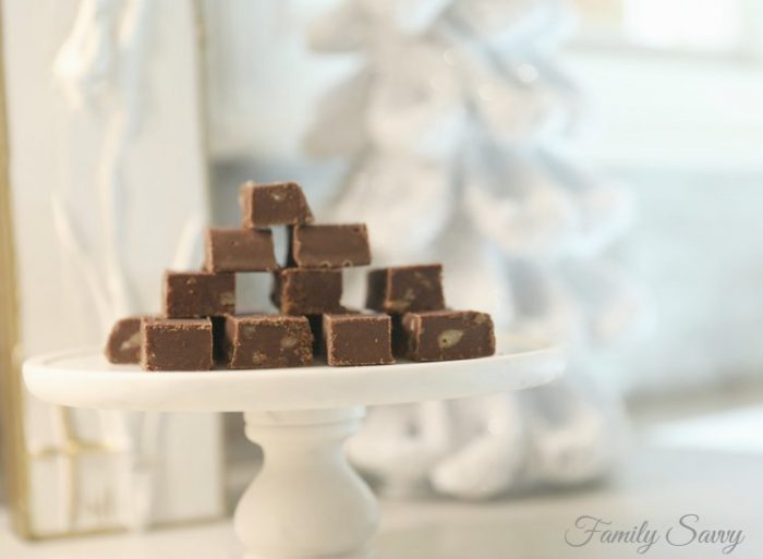 Best Easiest Fudge