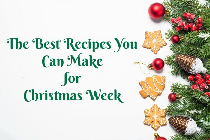 best recipes for christmas