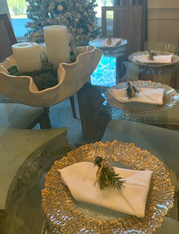 do ahead table setting