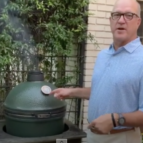 How to Make Bobby's Boston Butt on the Big Green Egg