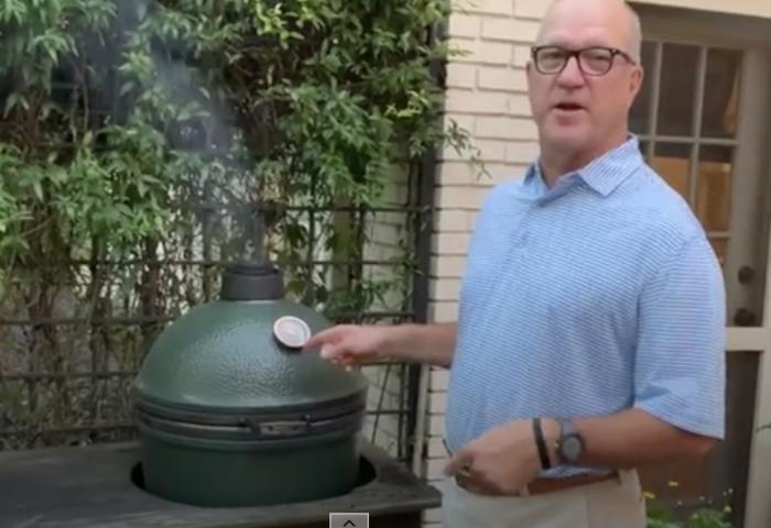 Bobby's Boston Butt Big Green Egg