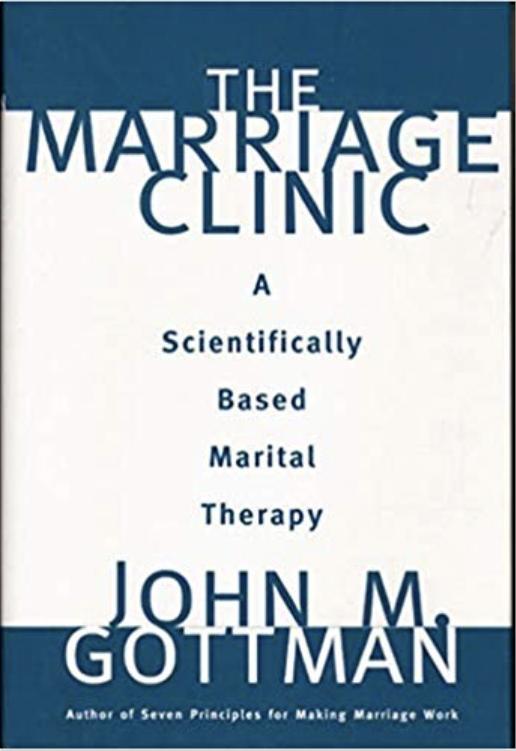 Marriage Clinic John Gottman