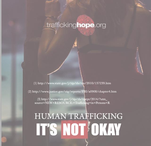 Sex Trafficking-- Hope