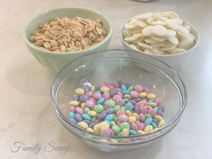 Easy Easter Candy