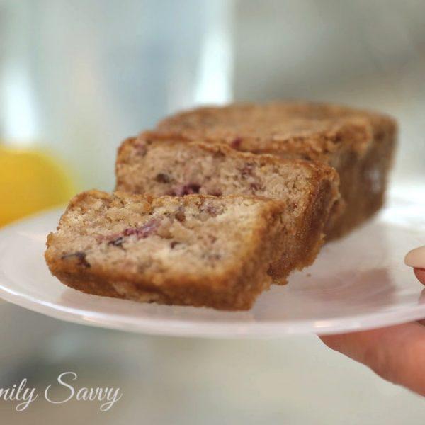 The Best Strawberry Nut Bread Recipe Ever