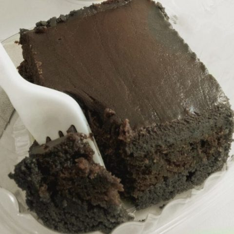 zoes chocolate cake