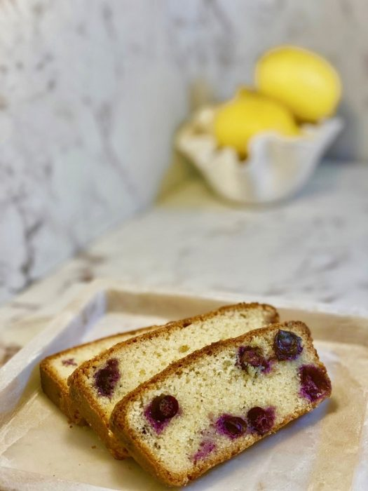 best blueberry bread recipe