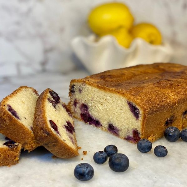 The Best Blueberry Bread Recipe (Makes 2 Loaves)