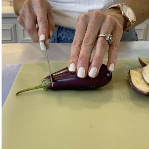 skillet eggplant