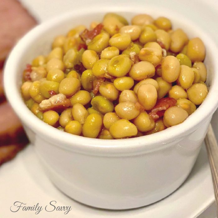 Southern-Style Peas in Instant Pot