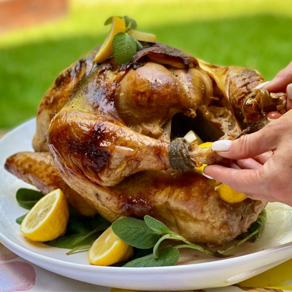 How to Make a Perfect Whole Thanksgiving Turkey