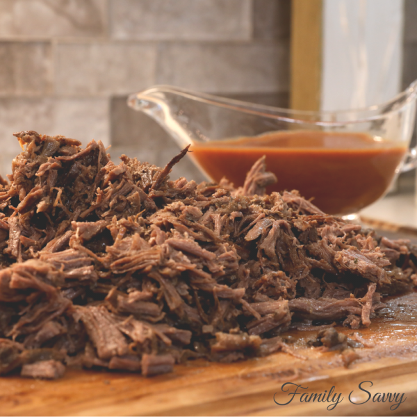 The Best Beef Brisket (Smoked in the Oven)