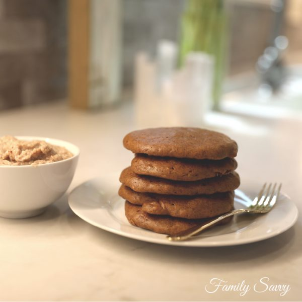 How to Make Paleo Pumpkin Pancakes Your Whole Family Will Love
