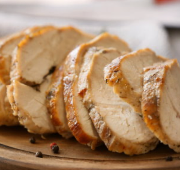 The Best Lemon-Herb Turkey Breast Made in the Slow Cooker