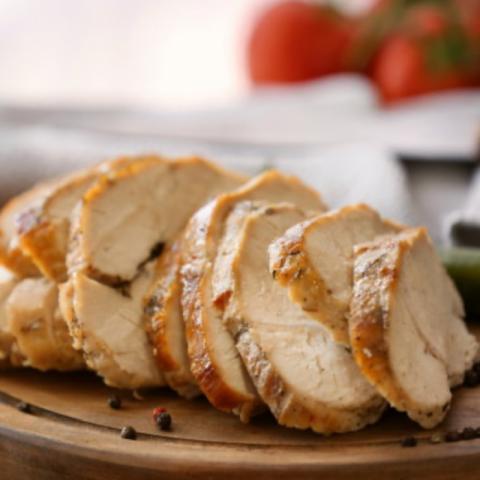lemon-herb turkey breast