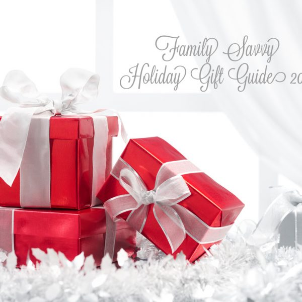 The Family Savvy Holiday Gift Guide for 2020