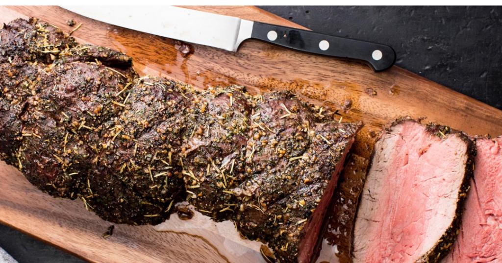Montreal Steak Beef Tenderloin