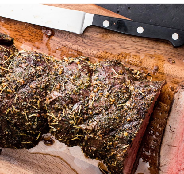 Three Beef Tenderloin Recipes + Sides and Desserts to Go With Them