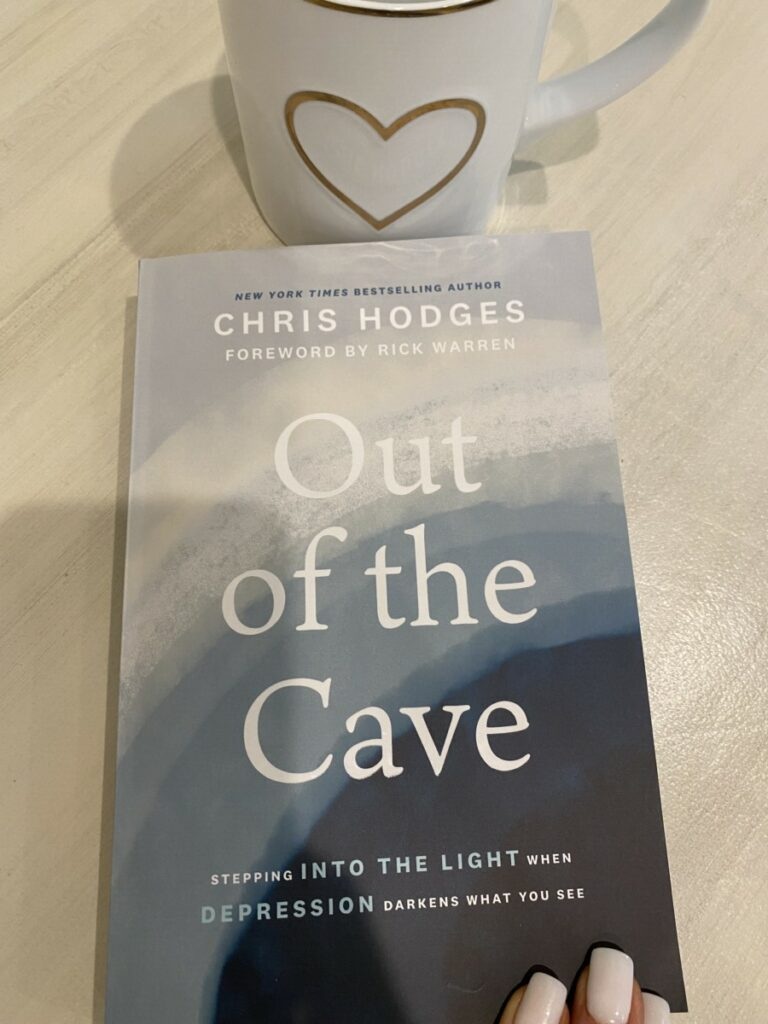 Out of the Cave Chris Hodges