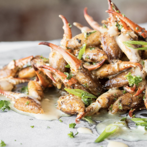 appetizer crab claws