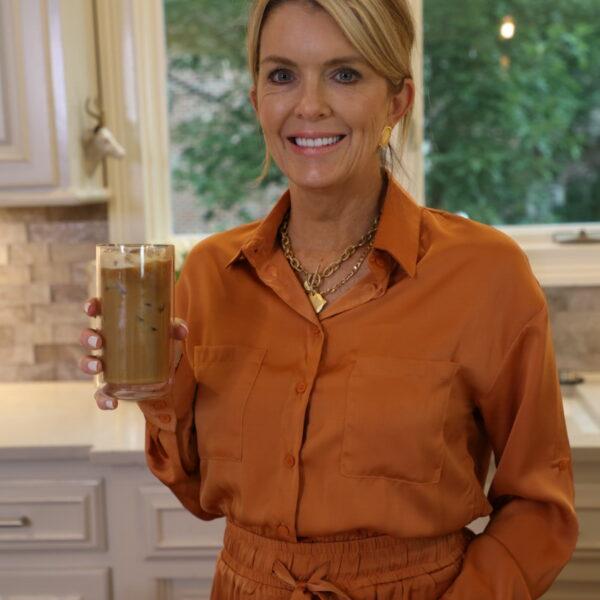 Better Than Starbucks Pumpkin Cream Cold Brew Recipe